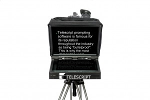 Studio Line of Teleprompters